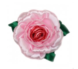 """Бантик 086 """"Роза воздушная"""""""