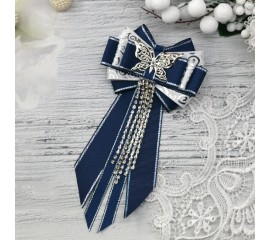 """102 """"Синий галстук-волопад"""""""