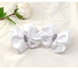 "124 ""Белые бабочки""- пара"
