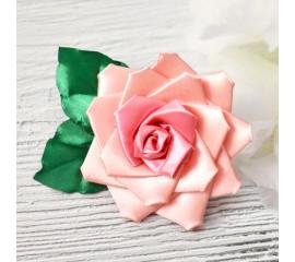 """Бантик 022 """"Роза"""""""